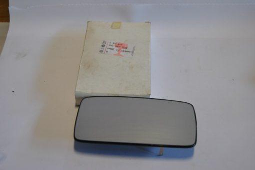 Spiegelglas (Convex) met draagplaat art.nr. 1H1857522