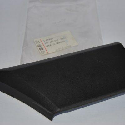 Beschermlijst voor spatscherm grafiet art.nr. 357853517 2BC