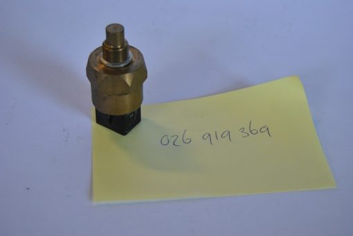 3-standen temperatuurschakelaar art.nr. 026919369