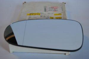 Spiegelglas (groothoek) met draagplaat voor VW Sharan art.nr. 7M0857521D