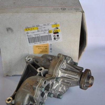 Waterpomp met afdichtringen, zonder poelie, thermostaat en aansluitstuk art.nr. 050121010CX