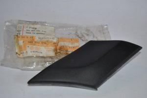 Beschermlijst voor zijpaneel satijnzwart voor VW Passat art.nr. 3A0853536 B41